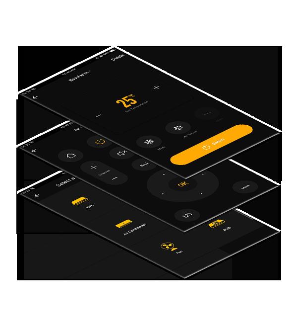 Smart Home IOT ir remote